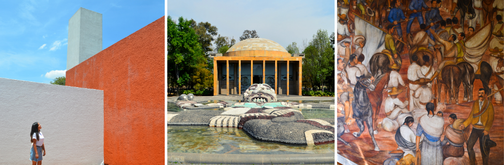 Complete guide of museums in Mexico City